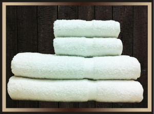Indulgence Hotel Towels