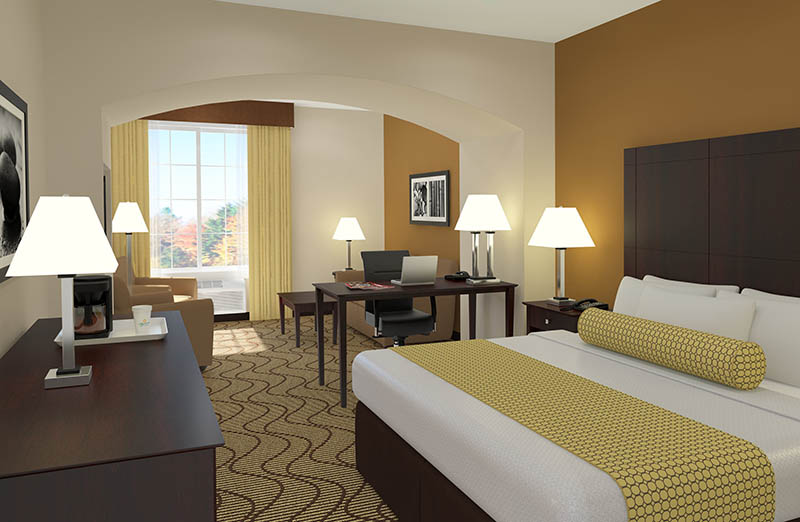 Aria Guest Room for La Quinta
